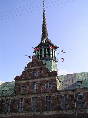 průčelí paláce Borsen (nahrál: admin)