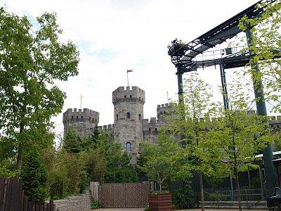 legoland- hrad a horská dráha (nahrál: admin)