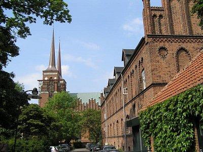 Katedrála v Roskilde (nahrál: admin)