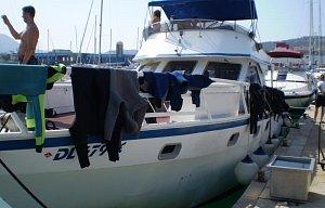 Potápění Černá Hora - Bar