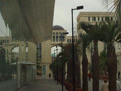 Moderní architektura převažuje (nahrál: admin)