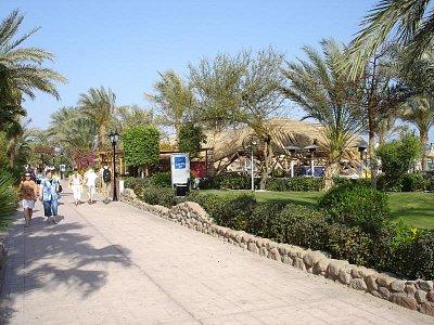 Sharm El Sheikh promenáda (nahrál: lukáš )
