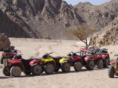 Sharm El Sheikh poušt (nahrál: lukáš )