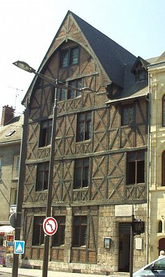 Dům Johanky z Arku (nahrál: admin)