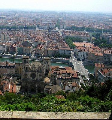 panorama Lyonu (nahrál: admin)