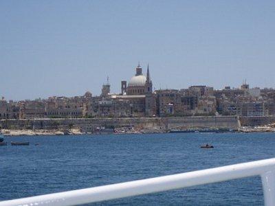 cesta do Valletty - ze Sliemy do Valletty (nahrál: addonics)