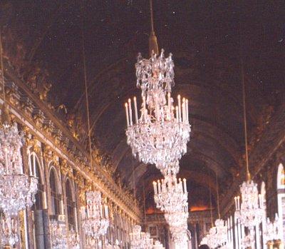 nádhera zámku ve Versailles (nahrál: admin)