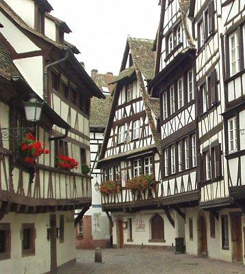 ulice Štrasburku (nahrál: admin)