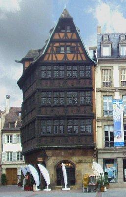 Náměstí Štrasburku (nahrál: admin)