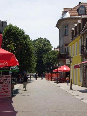 promenáda v Cetinje (nahrál: admin)