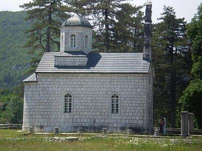 Památky Cetinje (nahrál: admin)