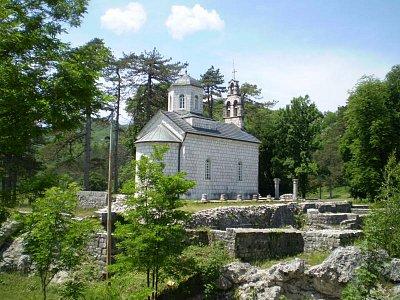 krásné zahrady Cetinje (nahrál: admin)