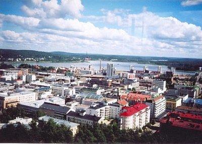 Pohled na Helsinky (nahrál: admin)