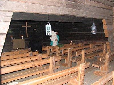Evangelický kostel v lese (nahrál: admin)