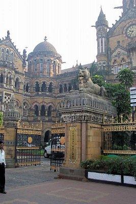 Nádraží v Mumbaji (nahrál: admin)