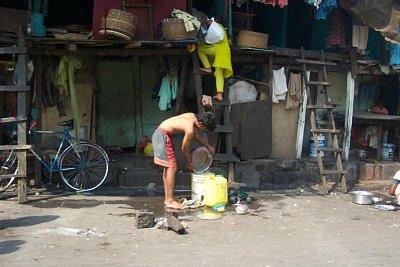 Mumbajské slumy (nahrál: admin)