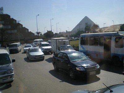 Když v Káhiře zrovna není zácpa (nahrál: lovenka13-Bára)