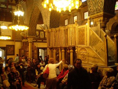Koptský kostel (nahrál: lovenka13-Bára)