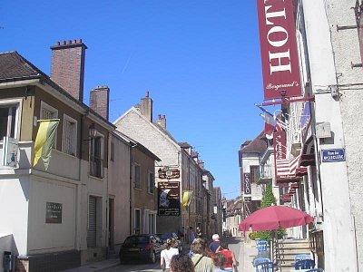 vinařské městečko Chablis (nahrál: Lucie Tichá)