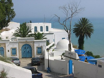 Sidi bou Said (nahrál: dagbul)