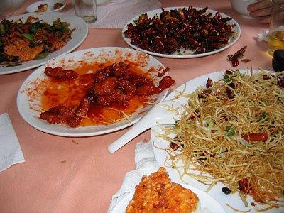 Čínské jídlo (nahrál: admin)