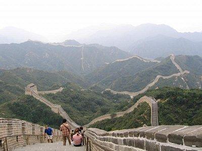Badaling - Velká čínská zeď 2 (nahrál: admin)