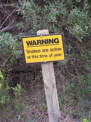 Varování před hady (nahrál: admin)