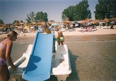carska plaz - 7km plaz velmi perfekne udrziavana (nahrál: djcool)