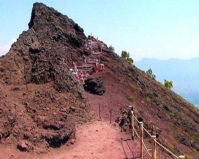 Cesta kolem Vesuvu (nahrál: kotoule)