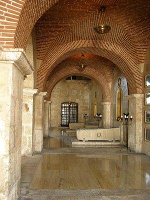 Pantéon National - pohľad do interiéru (nahrál: V.Revický)