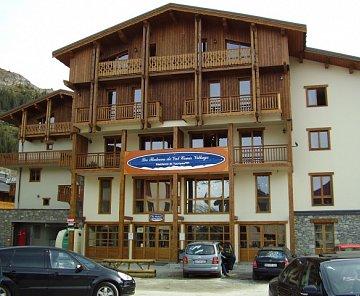 Francouzské Alpy - Val Cenis