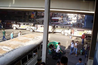 Bus terminal Genesis (nahrál: admin)
