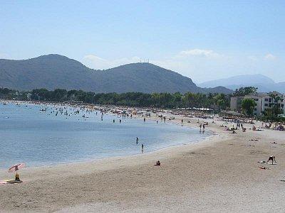 Can Pikafort - Celkový pohled na pláž (nahrál: Nervak)