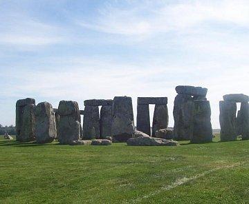 Jižní Anglie 2004