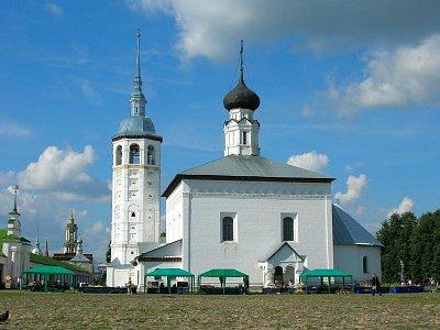 Suzdalský kostelík (nahrál: admin)