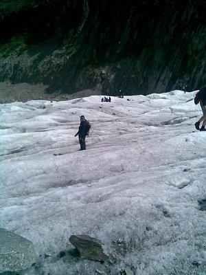 Ledovec - Všechny fota jsou v červnu focena (nahrál: pepini)