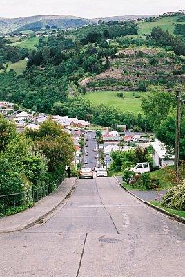 Baldwin Street, Dunedin (nahrál: admin)