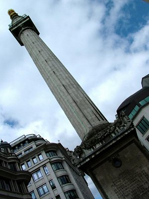 Památník Velkého požáru Londýna (nahrál: admin)