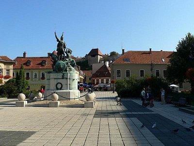 Eger náměstí pod hradem (nahrál: ADAM MORAVEC)