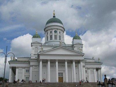 Luteránský dóm - stavba probíhala v l.1831-1840 (nahrál: Petra Lecová)