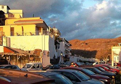 západ slunce-Puerto de Mogán (nahrál: Karolko)
