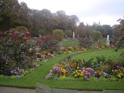 Lucemburské zahrady (nahrál: Lucie Tichá)