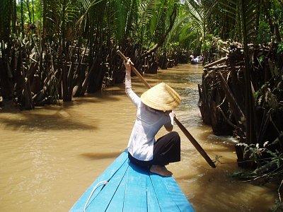 Projížďka po Mekongu (nahrál: admin)