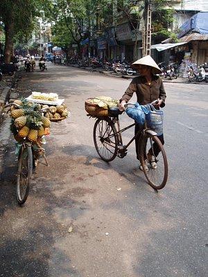 Hanoj-prodavač ananasu (nahrál: admin)