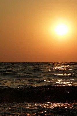Neos Marmaras-západ slunce (nahrál: Jan Jastrzembski)