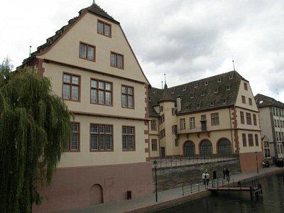 Strasbourg - Rohanský palác (nahrál: Magdalena Hudranová)