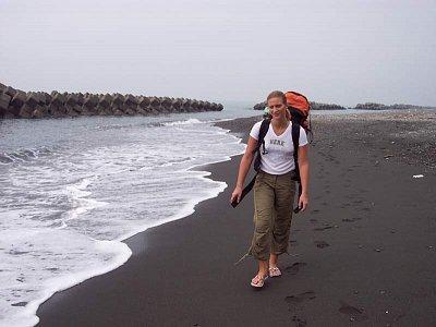 Pláž  - No tak kdepak se dneska vykoupeme.... (nahrál: Pingu)
