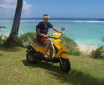 Cooks islands rarotonga
