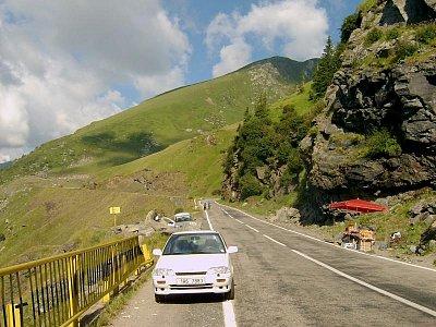Cesta dolů-jih (nahrál: M.Hons)