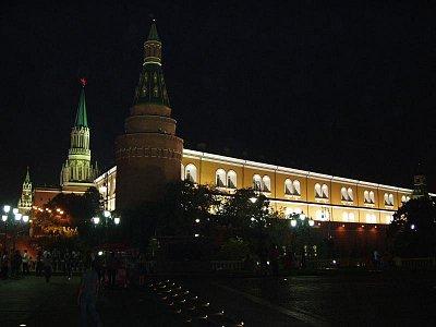 kremelské věže (nahrál: Kamil Hainc)